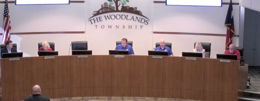 Woodlands Township Board to vote to hold incorporation election in November 2021, despite promises to hold in even-numbered year