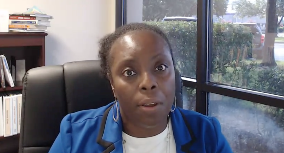 """Conroe ISD Assistant Superintendent Taylor caught on video planning to skirt Texas' """"critical race theory"""" prohibition, as Russell challenges school board"""