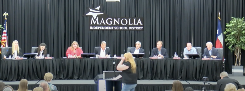 """""""Quiet Lady From Magnolia"""" Russell fearlessly fights school districts on curriculum issues"""